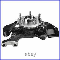 2Pcs Wheel Bearing & Hub Knuckle Assy Front Side for Toyota Camry Lexus ES350