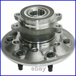 (2) Front Wheel Bearing & Hub For 2009-2012 Chevy Colorado GMC Canyon 4WD withABS