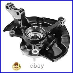 2x Wheel Bearing Hub Knuckle Assembly for Toyota Avalon 2005-2011 Front LH & RH
