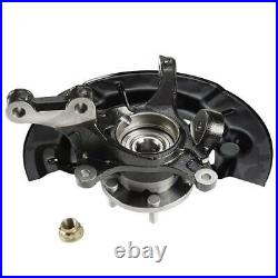 2x Wheel Bearing Hub Knuckle Assembly for Toyota Camry Front Driver & Passenger