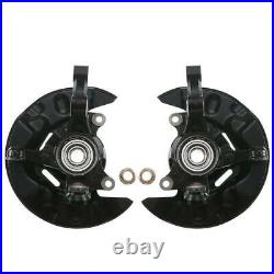 2x Wheel Bearing Hub Knuckle Assembly for Toyota Corolla 03-08 Front Left &Right