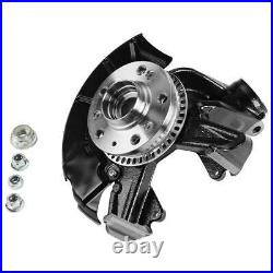2x Wheel Bearing Hub Knuckle Assembly for VW Beetle Golf Jetta Front Left &Right