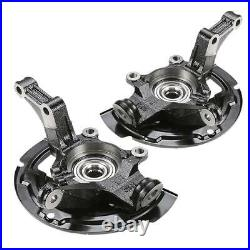 2x Wheel Hub Bearing Knuckle Assembly for Nissan Altima 2.5L 2002-06 Front Side