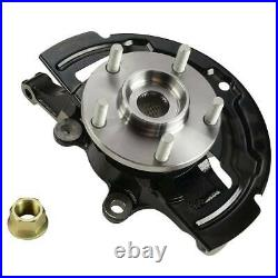 2x Wheel Hub Bearing Loaded Knuckle for Nissan Altima 02-06 Front Left & Right