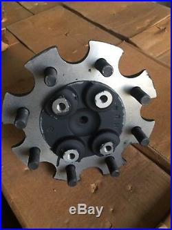 4 SPINDLES Early Style KNUCKLE Military Humvee M998 5579061 Axle Wheel Spindle