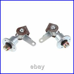 5 Reinforced Spindle Knuckle With Wheel Hubs For 110cc 168 200F Go Kart
