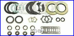 79-85 Toyota PU/4R 79-90 LC Front Axle Knuckle Rebuild Kit with Wheel Bearings