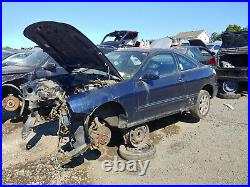 Acura Integra 94-01 Steering Knuckle with New Wheel Bearing and Ball Joint, Left