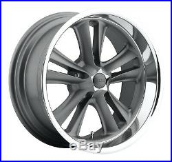 CPP Foose F099 Knuckle wheels 17x7 fits CHEVY IMPALA CHEVELLE SS