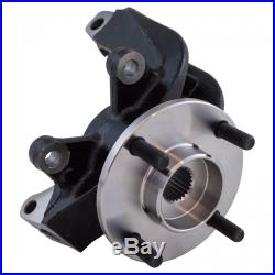 Complete Wheel Hub Bearing & Steering Knuckle Assembly LH for 06-11 Ford Focus