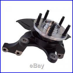 Complete Wheel Hub Bearing & Steering Knuckle Assembly LH for Ford Mazda SUV New