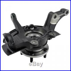 Complete Wheel Hub Bearing & Steering Knuckle Assembly LH for Maxima Altima New