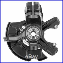 Complete Wheel Hub Bearing & Steering Knuckle Assembly LH for Volkswagen New