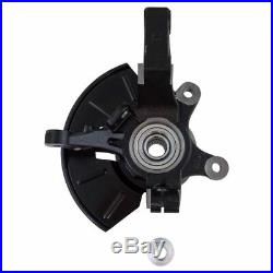 Complete Wheel Hub Bearing & Steering Knuckle Assembly Pair for Ford Mazda SUV