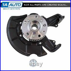 Complete Wheel Hub Bearing & Steering Knuckle Assembly RH for Volkswagen New