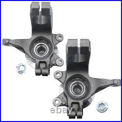 Fits 2006-2011 Ford Focus l4 2.0L GAS DOHC Front Left & Right Steering Knuckle