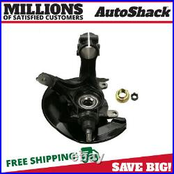 Front Driver Wheel Hub Bearing & Steering Knuckle Assembly for Honda Accord 2.4L