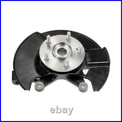 Front Driver Wheel Hub Bearing & Steering Knuckle Assembly for Honda Pilot 3.5L