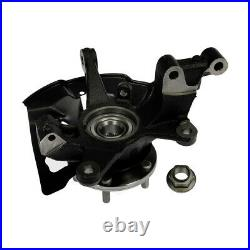 Front Driver Wheel Hub Bearing & Steering Knuckle Assembly for Mazda CX-9 CX-7