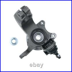 Front Left Driver LH Wheel Hub Bearing Knuckle Assembly for Ford Transit Connect