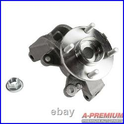 Front Left Driver Side Wheel Bearing Hub & Knuckle Assembly for Ford Focus 06-11