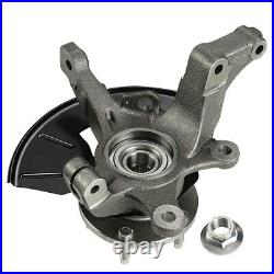 Front Left LH Wheel Hub Bearing Knuckle Assembly for Ford Escape Tribute Mariner
