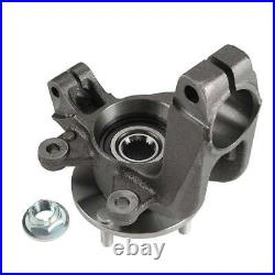 Front Left & Right Wheel Bearing Hub & Knuckle Assembly for Ford Focus 2006-2011