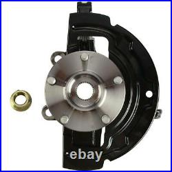 Front Left& Right Wheel Bearing Hub Knuckle Assembly for Nissan Altima 2002-2006