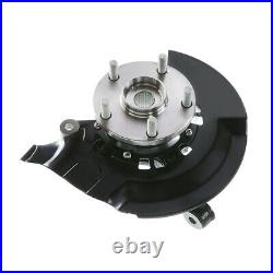 Front Left & Right Wheel Bearing & Hub Knuckle Assembly for Toyota Camry 04-06