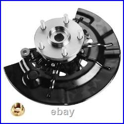 Front Left & Right Wheel Bearing Hub & Knuckle Assembly for Toyota Camry 12-17