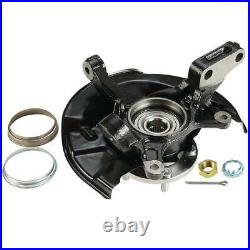 Front Left&Right Wheel Bearing Hub & Knuckle Assembly for Toyota Camry 1997-2001