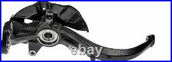 Front Left Steering Knuckle Wheel Bearing For Ford Fusion Lincoln Mercury