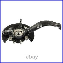 Front Left Steering Knuckle Wheel Hub Assembly for 2003-2007 Honda Accord 2.4L