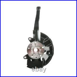 Front Left Wheel Bearing Hub Knuckle Assembly for Ford Fusion 2006-2012 Lincoln