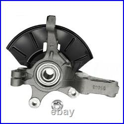Front Left Wheel Bearing Hub Steering Knuckle Assembly for Ford Escape Mazda
