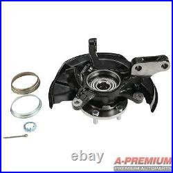 Front Left Wheel Bearing Hub & Steering Knuckle Kit for Toyota Camry 1997-2001