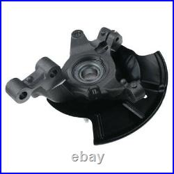 Front Left Wheel Hub Bearing Knuckle Assembly for Ford Edge 2007 2008 2009 2010