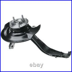 Front Left Wheel Hub Bearing Knuckle Assembly for Honda Accord 03-07 Auto 2.4L
