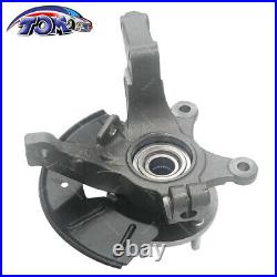 Front Left Wheel Hub Bearing & Steering Knuckle Assembly For Ford Mazda Mercury