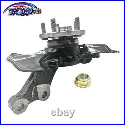 Front Right Knuckle Steering Wheel Bearing Hub Assembly For 03-08 Toyota Matrix