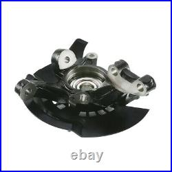 Front Right Knuckle Steering Wheel Bearing & Hub Kit for Toyota Camry 2004-2006