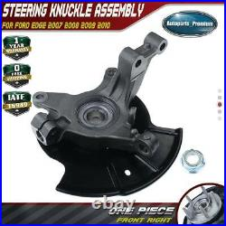 Front Right Passenger Wheel Hub Bearing Knuckle Assembly for Ford Edge 2007-2010
