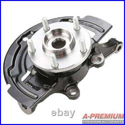 Front Right RH Wheel Hub Bearing & Knuckle Assembly for Nissan Altima 2002-2006