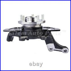 Front Right Steering Knuckle & Wheel Hub Assembly For 02 06 Nissan Altima 2.5L