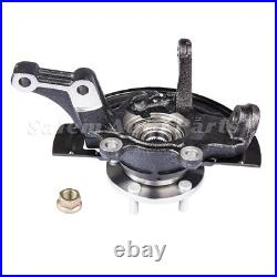 Front Right Steering Knuckle & Wheel Hub Assembly for 02 06 Nissan Altima 3.5L