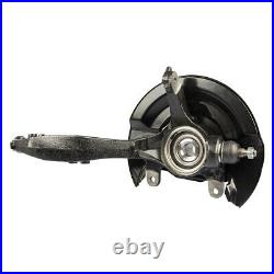 Front Right Steering Knuckle Wheel Hub Assembly for 2003-2007 Honda Accord 2.4L