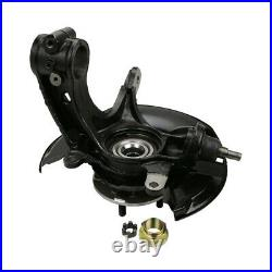 Front Right Steering Knuckle with bearing for 2013 2014 2015 2016 Honda Accord