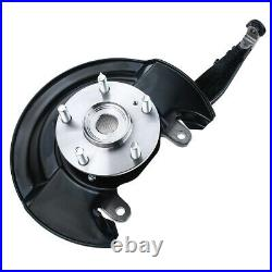Front Right Wheel Bearing & Hub Knuckle Assembly for Honda Accord 2003-2007 2.4L