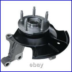 Front Right Wheel Hub Bearing Knuckle Assembly for Ford Edge 20072008 2009 2010