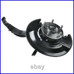 Front Right Wheel Hub Bearing Knuckle Assembly for Honda Accord 03-07 Auto 2.4L